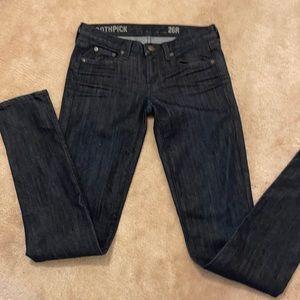 NEW J Crew Toothpick jeans